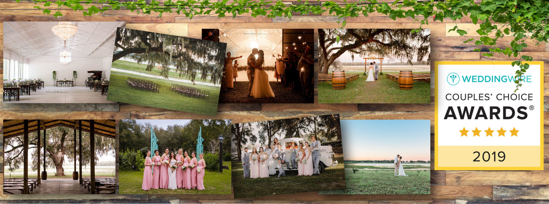 The Lakeside ranches wedding venue